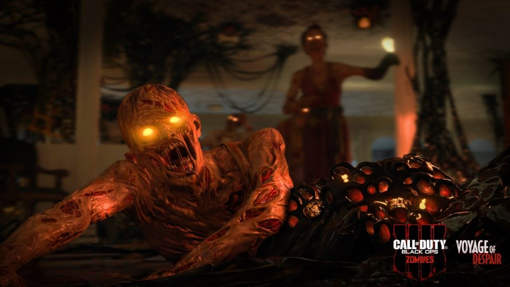 Call of Duty Black Ops 4 - Neuer Trailer zum Zombie-Modus