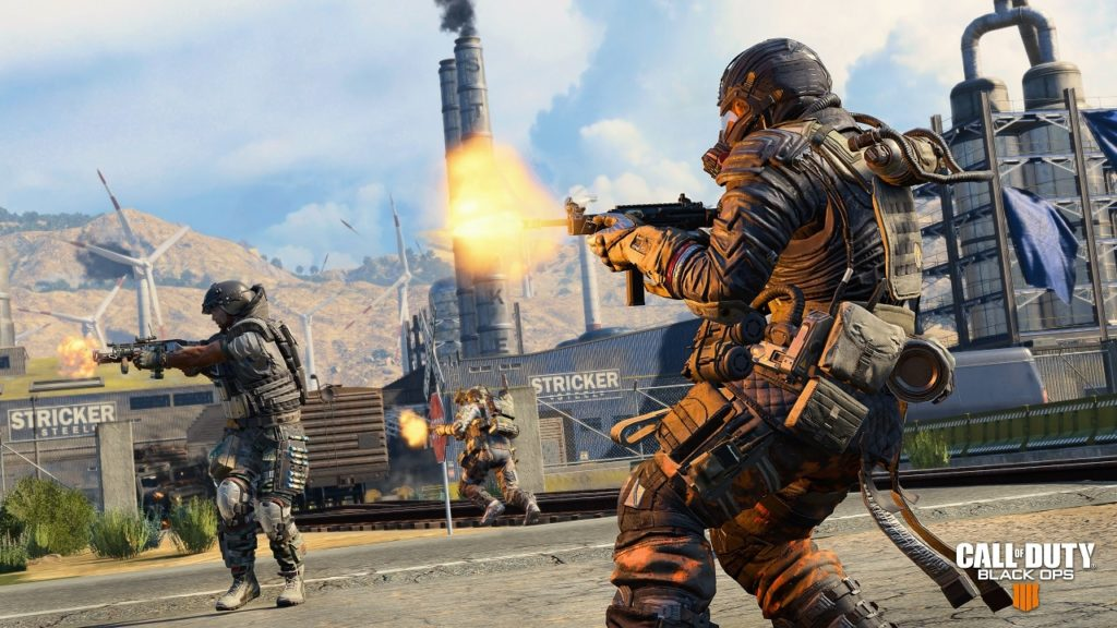 Call of Duty Black Ops 4 - Treyarch arbeitet am Emotes-Problem