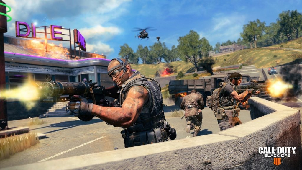 Call of Duty Black Ops 4 - Overview-Video stimmt auf Multiplayer ein