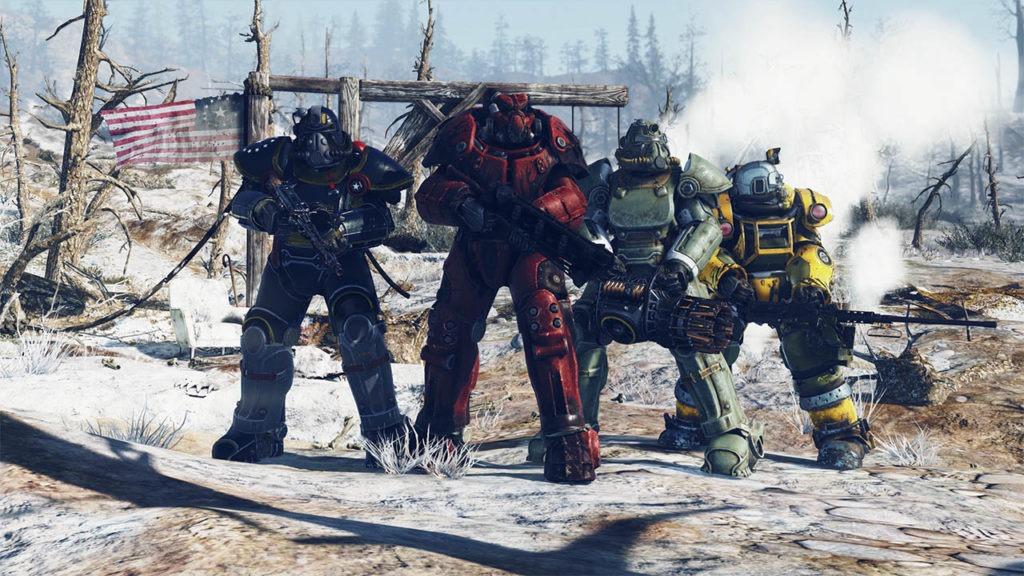 Fallout 76 - Bethesda scheint Cheater wieder freizuschalten