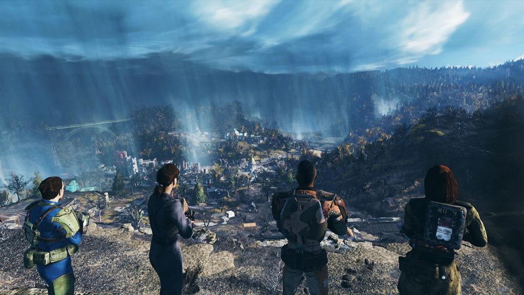Fallout 76 - Microsoft Store verrät den benötigten Speicherplatz