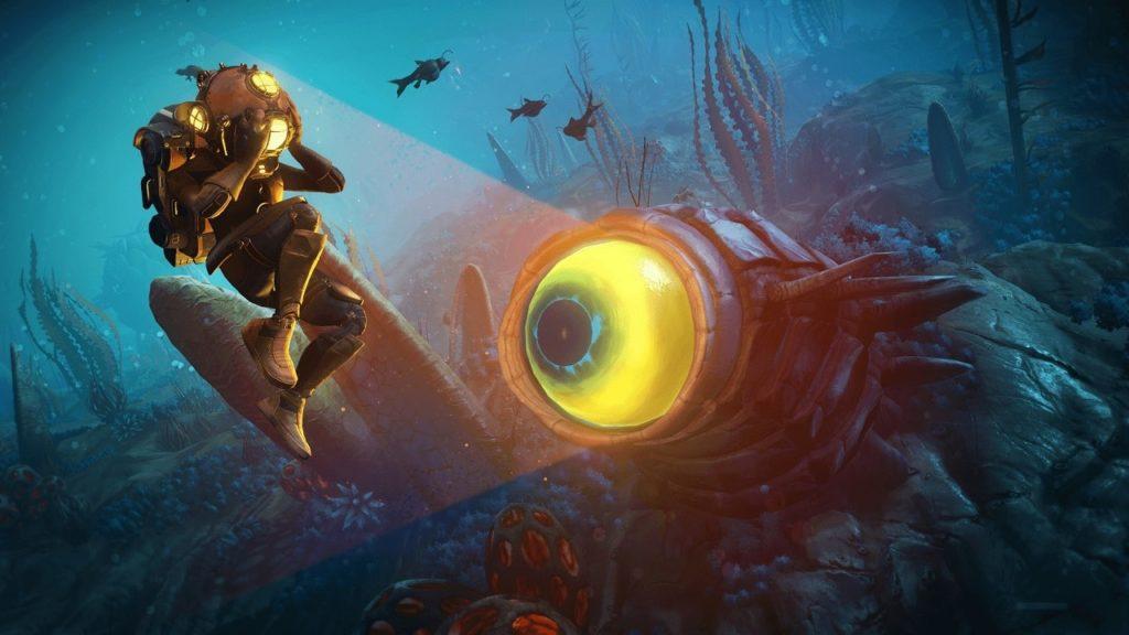 No Man's Sky - Update bringt umfassende Unterwasserwelt