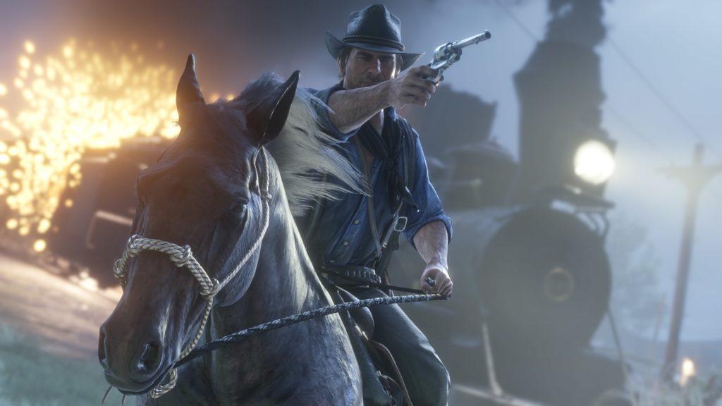 Red Dead Redemption 2 - Stellt euch auf min. 65 Spielstunden ein