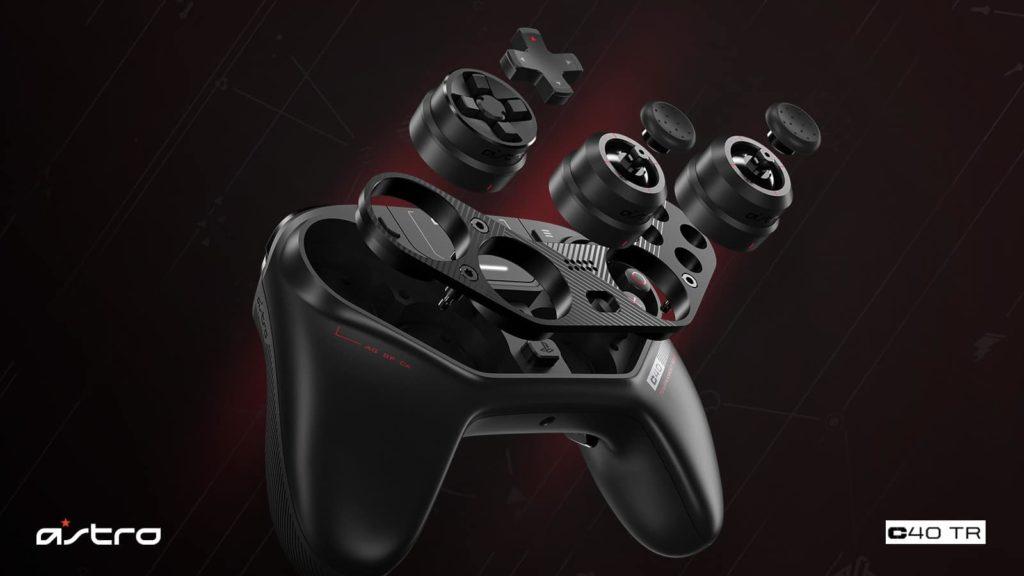 Astro C40 TR - Sony kündigt neuen lizenzierten Controller an