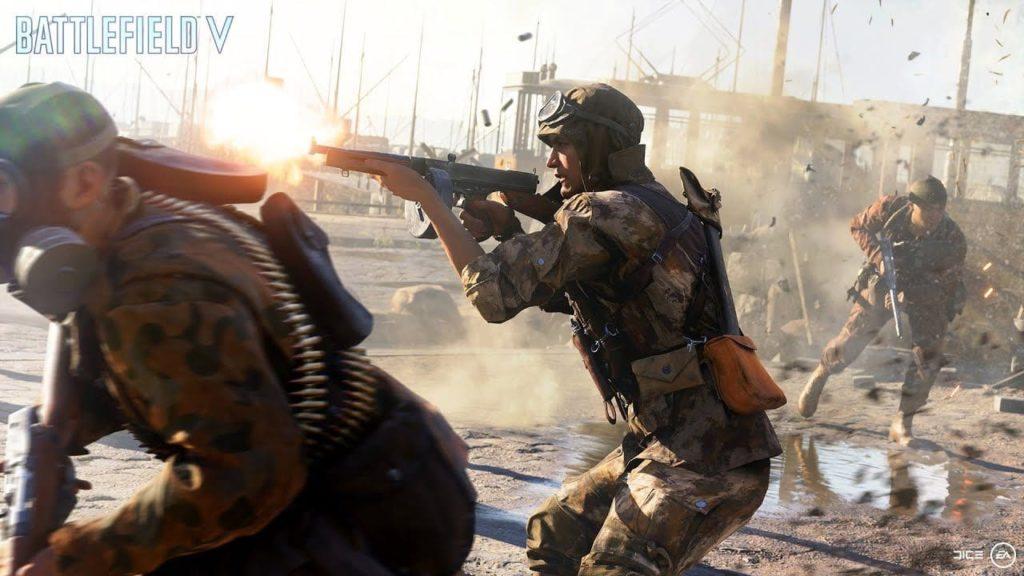 Im Laufe des heutigen Tages veröffentlichen Electronic Arts und DICE das neueste Update für Battlefield 5. Das bringt es mit sich: