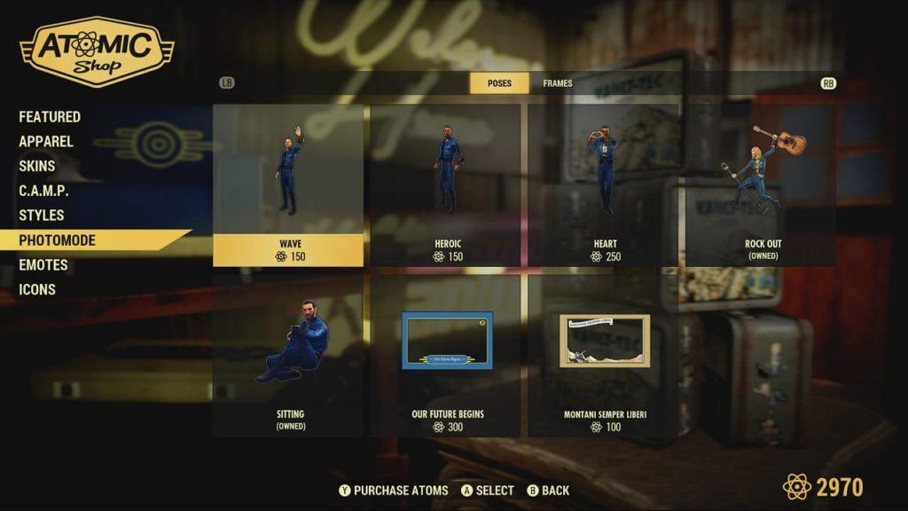 Fallout 76 - Das sind die Echtgeld-Preise für den Shop