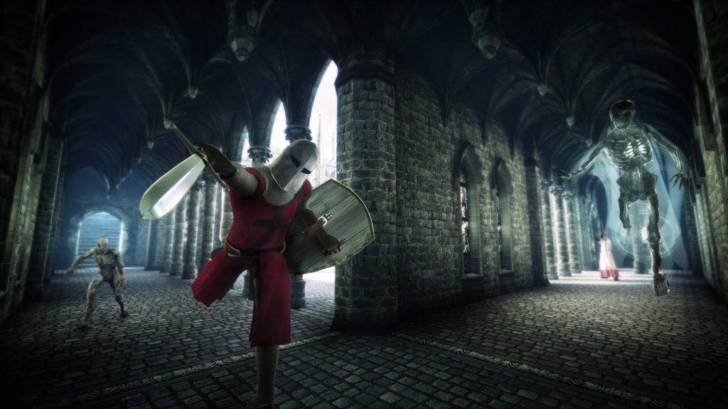 In Death - Mittelalterlicher Survival-Shooter kommt für PSVR