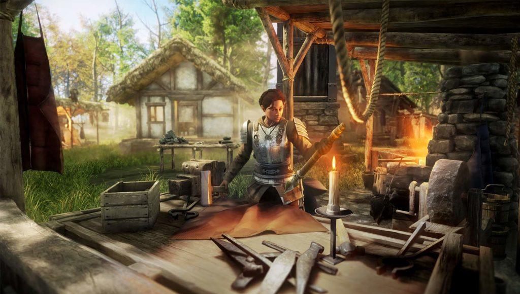 New World - Amazon verrät neue Details zum MMO