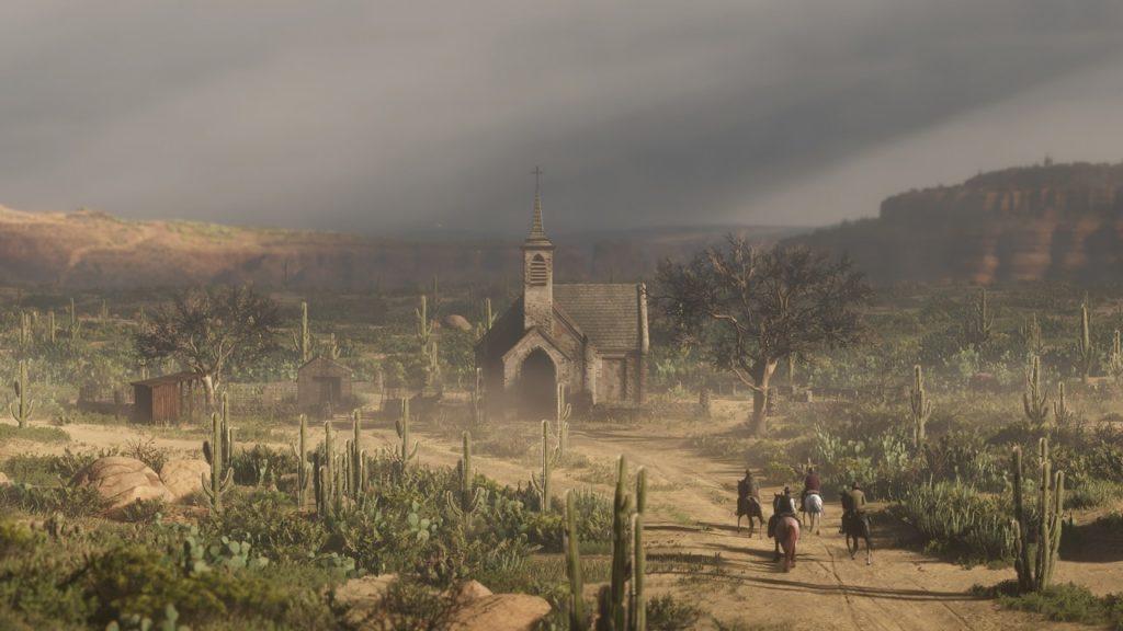 Red Dead Online - Zwei unangekündigte Spielmodi gesichtet