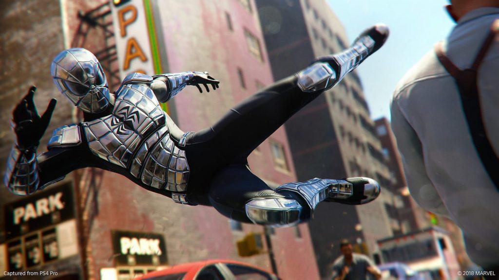 Spider-Man - Der neue DLC zeigt sich im Trailer