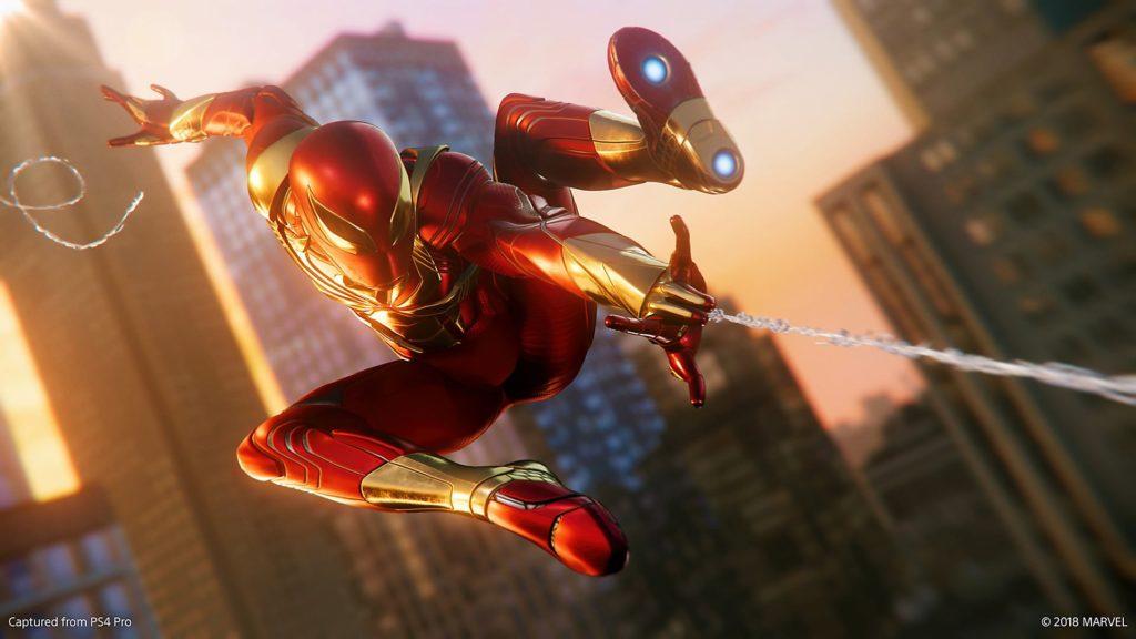 Spider-Man - Der zweite DLC zeigt sich im Teaser-Trailer