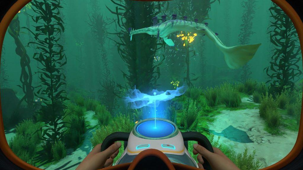 Subnautica - Läuft mit 1440p auf der PS4 Pro