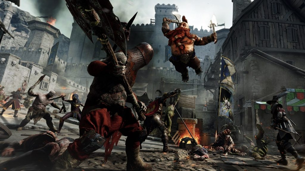 Beinhaltet das kommende PS Plus Juni Line-Up einen Warhammer Titel? Diese Spekulation kursiert derzeit im Netz und klingt sogar plausibel.