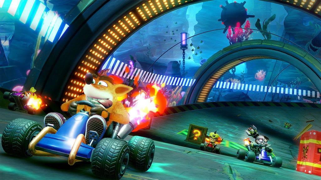Crash Team Racing - Remake kommt 2019 für die PS4