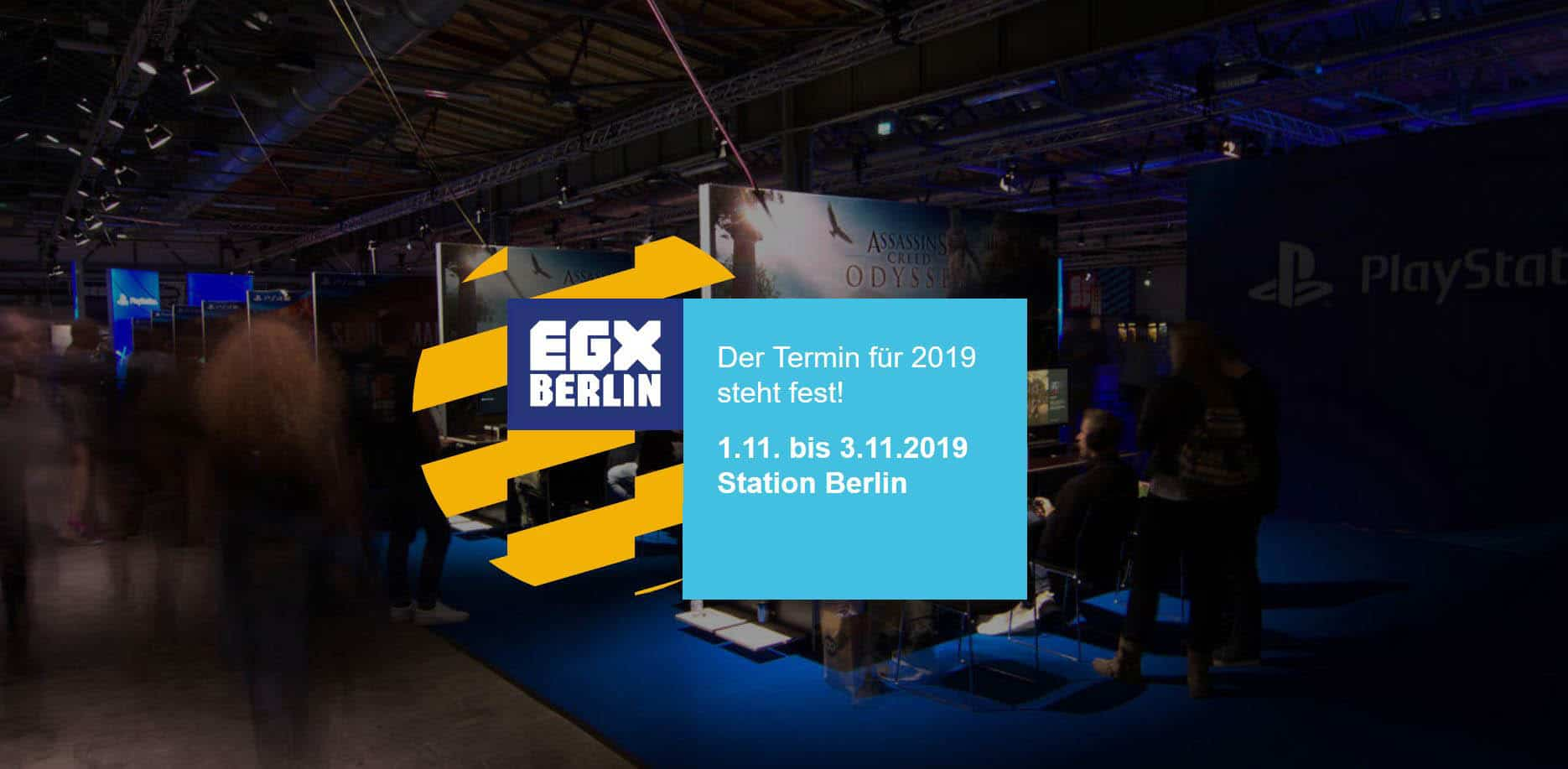 Egx 2020 Berlin
