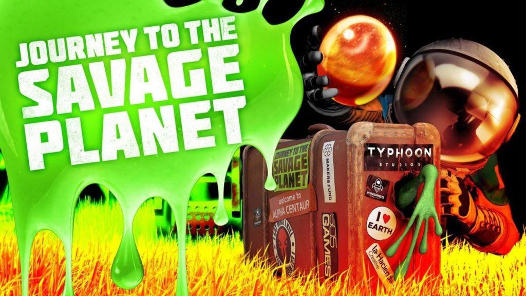 Journey to the Savage Planet - Titel erscheint 2019 für die PS4