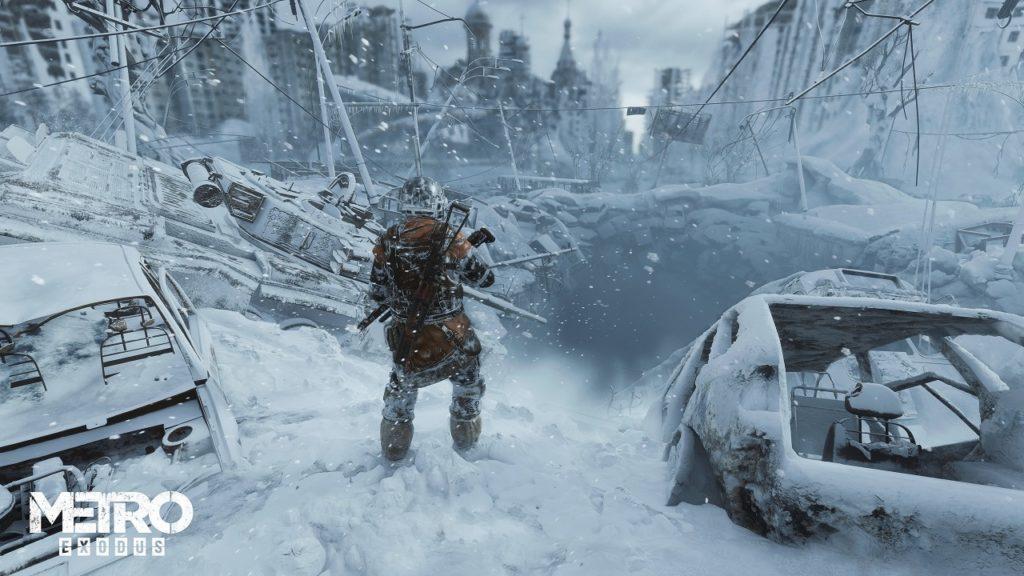 Metro Exodus - 10 Minuten langes Gameplay veröffentlicht