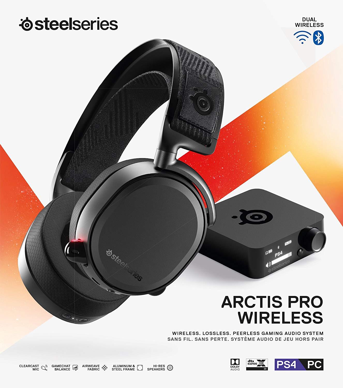 SteelSeries Arctis Pro Wireless - Das Elite-Headset für Gamer?