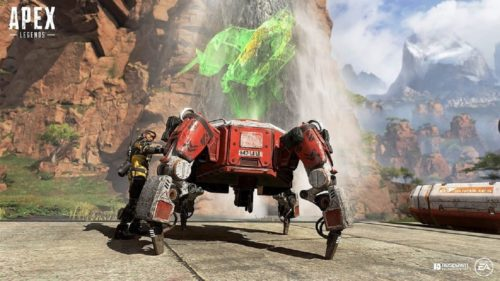 Apex Legends - Ohne Titans, aber mit interessanten Features (Review)