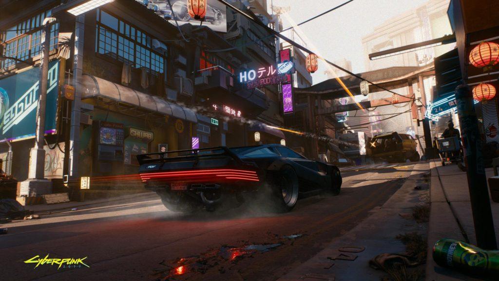 Cyberpunk 2077 - Abwechslungsreichere Missionen als in The Witcher 3