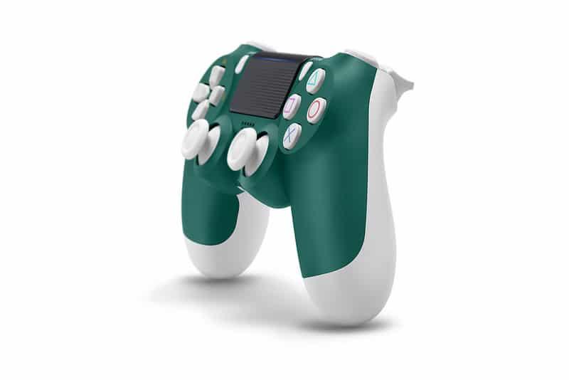 DualShock 4 - Sony kündigt Sonderedition Alpine Green an