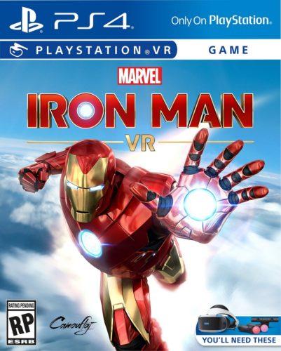 Iron Man VR - Neues Spiel für PSVR angekündigt