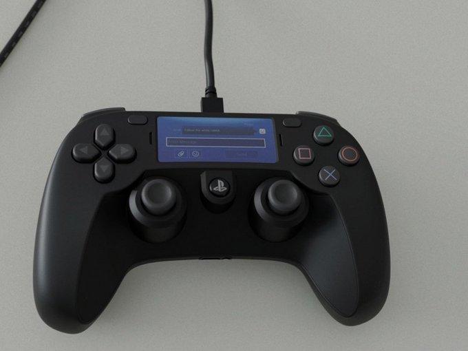 PS5 - Neues Bild soll den Controller zeigen