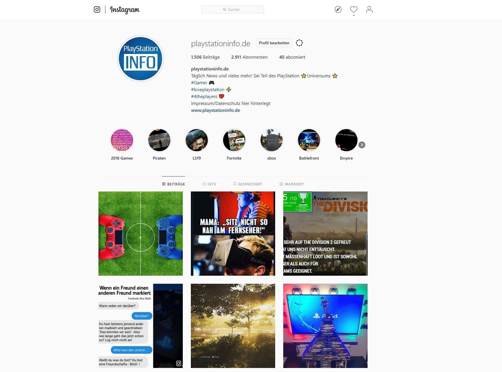 Wir sind auch auf Instagram zu finden (: (mit Bildern