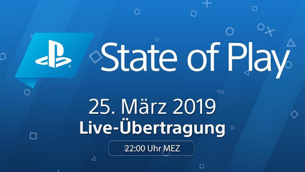 State of Play - Neue Live-Show von Sony mit Ankündigungen startet Montag