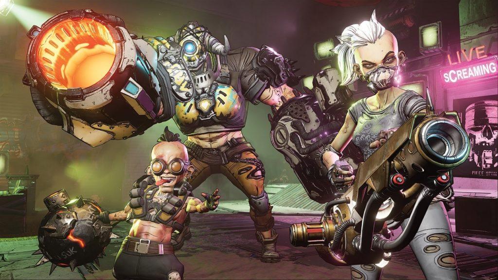 Borderlands 3 - Termin für erstes Gameplay angekündigt