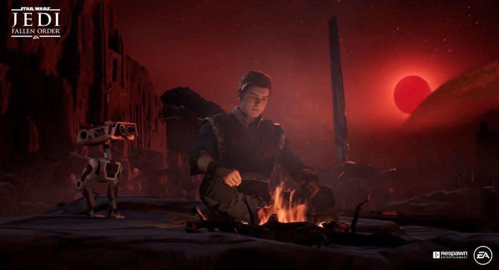 Star Wars Jedi Fallen Order - Es gibt keine Stealth-Mechaniken