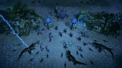 Warparty will uns ein klassisches Echtzeit-Strategiespiel auf der PS4 bieten. Ob dieses Vorhaben gelungen ist, haben wir getestet.