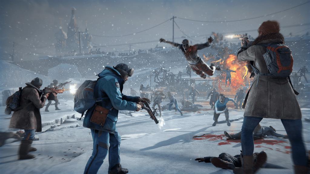 Der Zombie-Titel World War Z hat ein neues Update erhalten, das vor allem einen neuen Schwierigkeitsgrad mit sich bringt.