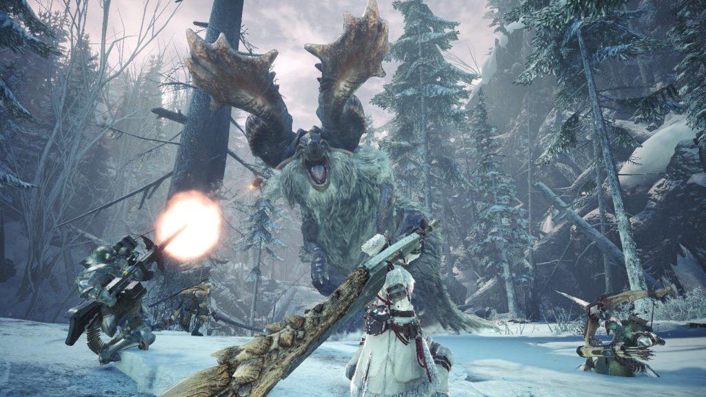 Der Release von Monster Hunter World Iceborne lässt zwar noch auf sich warten, die Mannen von Capcom veranstalten aber dennoch eine Beta.