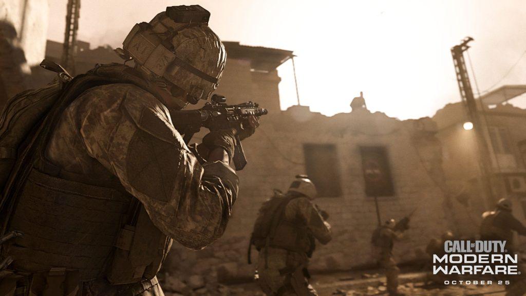 Wann gibt es Gameplay-Szenen zu Call of Duty Modern Warfare? Die Entwickler haben sich diesbezüglich geäußert und positive Worte parat.