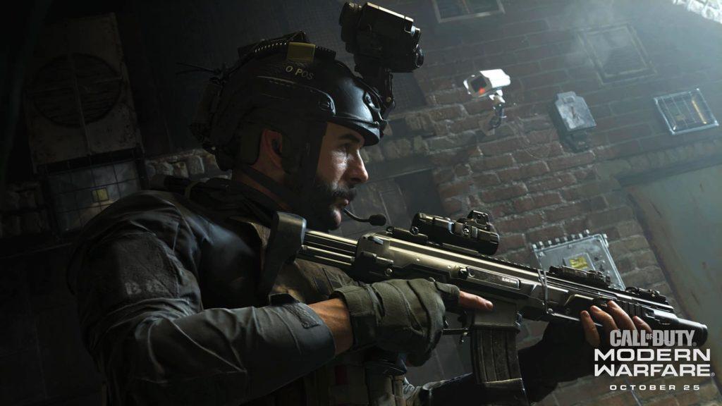 Die Rückkehr der Singleplayer-Kampagne mit Call of Duty Modern Warfare soll groß in Szene gesetzt und daher sehr emotional werden.