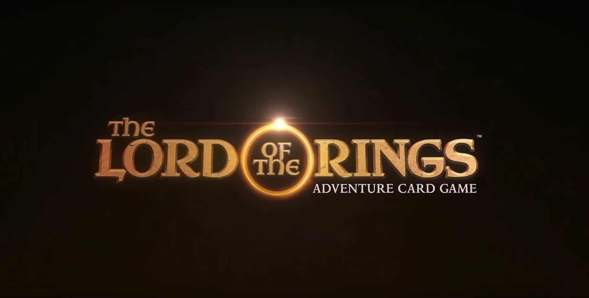 Mittelerde Karte 4k.The Lord Of The Rings Adventure Card Game Kommt