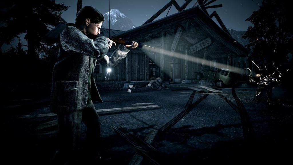 Gibt es bald eine PS4 Version von Alan Wake? Diese Frage wirft der Kauf der entsprechenden Markenrechte durch die Entwickler auf.