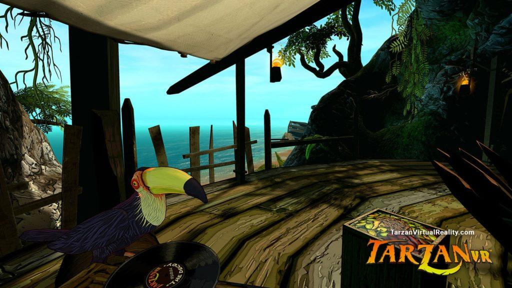 Im Rahmen der diesjährigen Comic-Con in San Diego hat man mit Tarzan VR einen brandneuen Titel für die PSVR angekündigt. Release 2019.