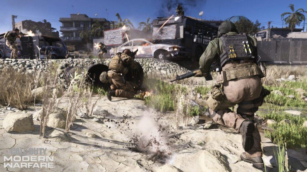 Es gibt erste Informationen zu einigen Multiplayer Modi von Call of Duty Modern Warfare. Wir verraten euch die wichtigen Details.