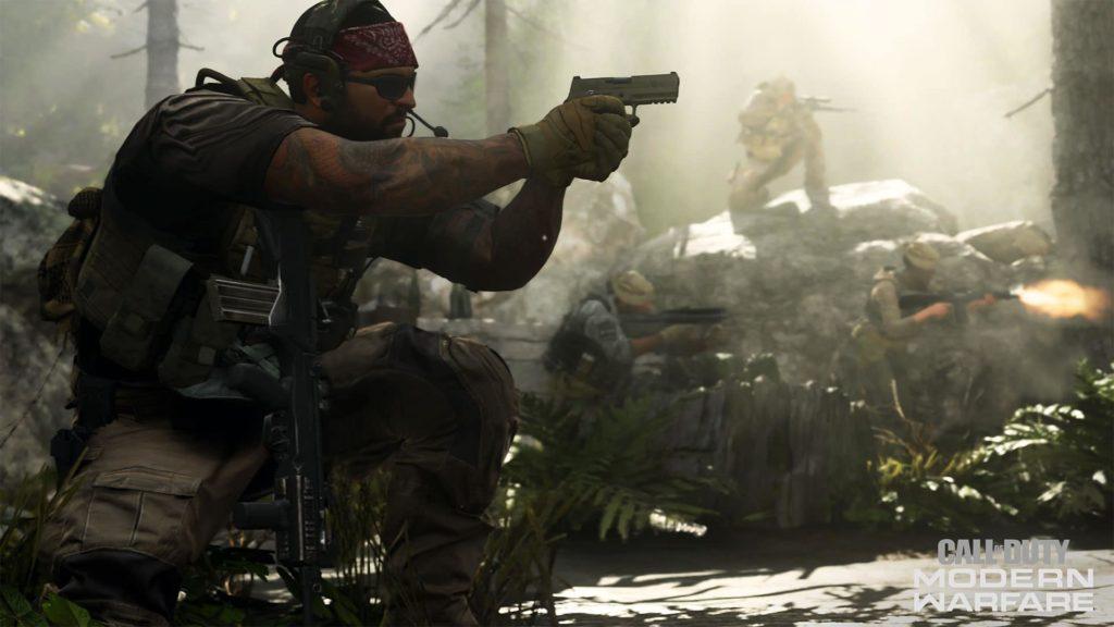 Das kommende Call of Duty Modern Warfare soll bis zu 100 Spieler im Multiplayer unterstützen. Einen Battle Royale gibt es vorerst aber nicht.