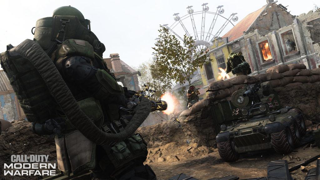 Der Multiplayer von Call of Duty Modern Warfare soll noch weitere neue Modi bieten, die bislang aber nicht detailliert vorgestellt wurden.