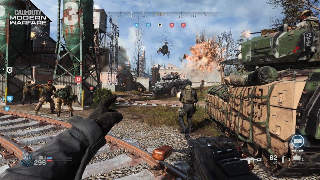 Spendieren uns die Entwickler von Call of Duty Modern Warfare tatsächlich 41 neue Karten? Ein Dataminer will genau das herausgefunden haben.