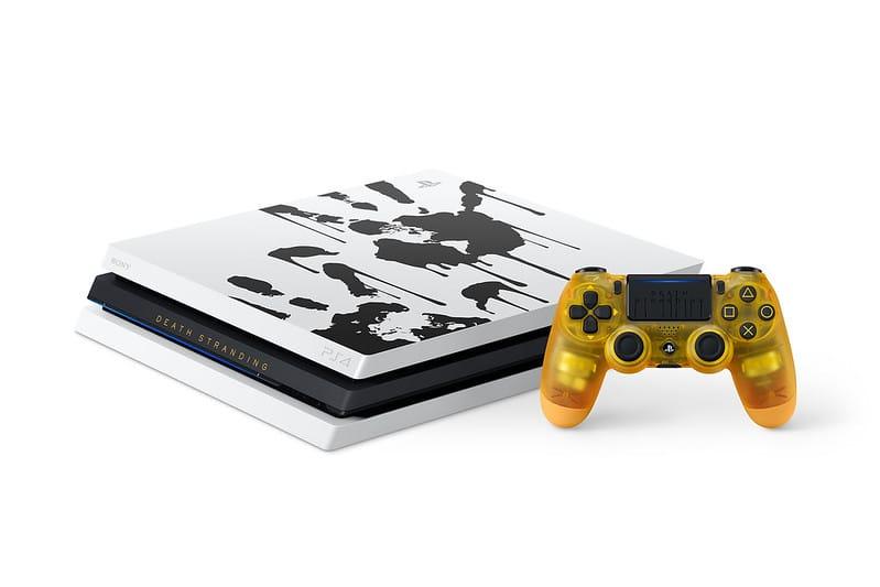 Die PS4 erhält eine Limited Edition, dessen Design auf den kommenden Blockbuster Death Stranding basiert. Hier erfahrt ihr mehr.
