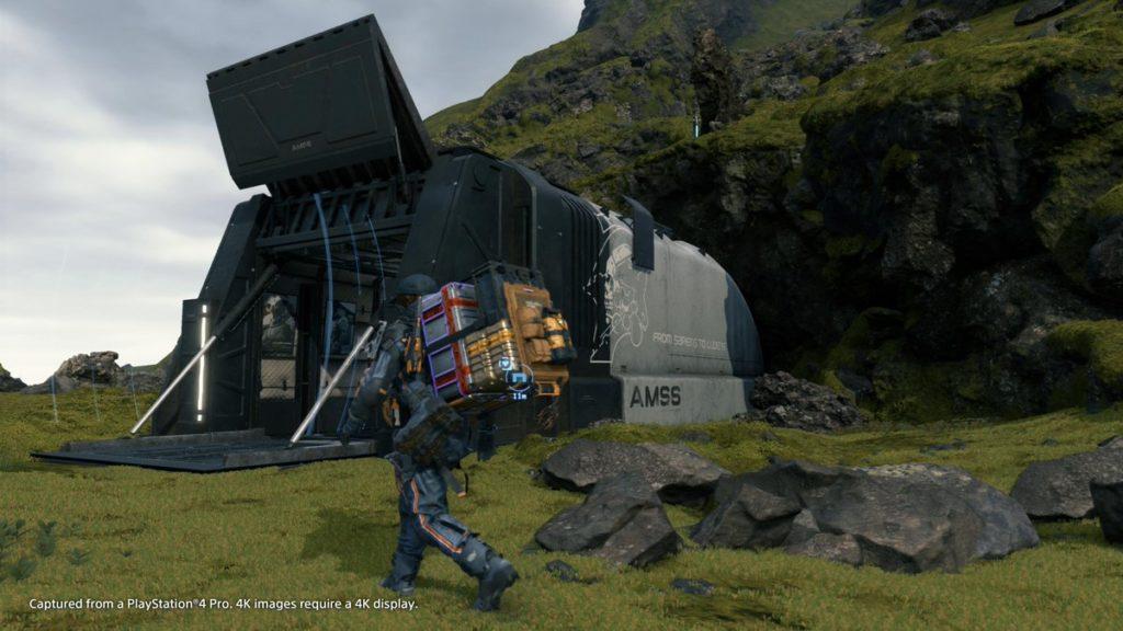Laut Kojima haben eure Handlungen in Death Stranding einen Einfluss auf die Spielwelt. So ist es möglich, dass NPCs sterben, was Folgen hat.