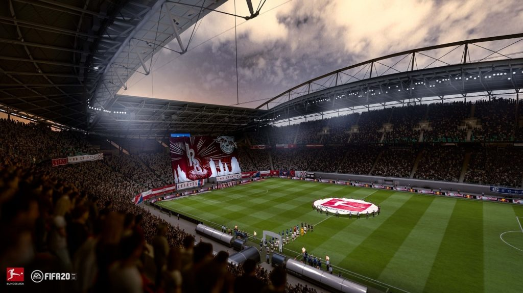 Electronic Arts hat verraten, welche Stadien das kommende FIFA 20 umfasst. Es sind mehr als 90 verschiedene Austragungsorte!