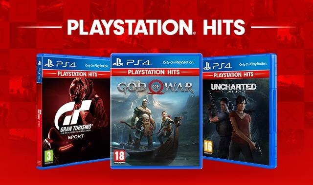 Sony erweitert das PlayStation Hits Line Up um drei vielversprechende Titel, die fortan nur noch 19,99 Euro kosten werden.
