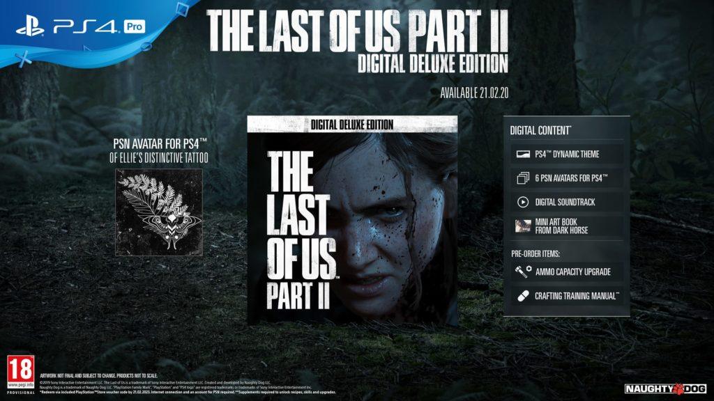 Neben der Standard Version könnt ihr noch andere Versionen von The Last of Us Part 2 kaufen. Wir geben euch einen Überblick.