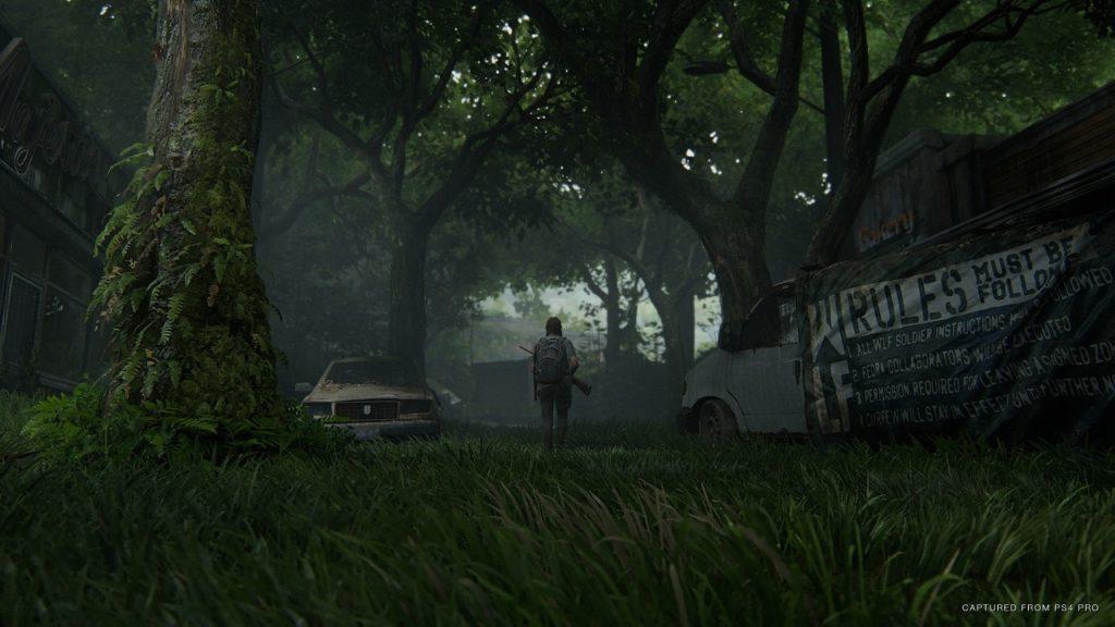 Im PlayStation Store steht ein neues, kostenloses PS4 Design zum Download bereit, das auf das kommende The Last of Us Part 2 beruht.