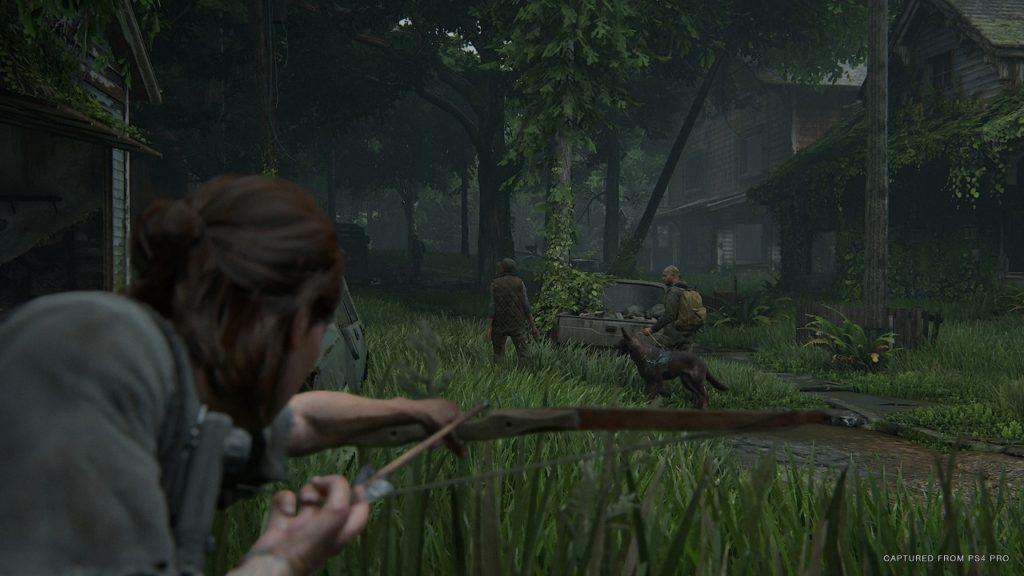 Jüngst getroffene Aussagen der Schauspielerin von Ellie ist damit zu rechnen, dass der Bogen in The Last of Us Part 2 extrem wichtig ist.